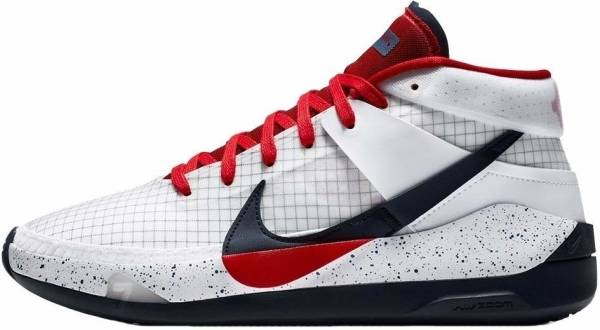 Nike KD 13 - Blanc Rouge Sport (CI9948101)