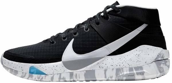 Nike KD 13 - Black White Wolf Grey Noir Gris Loup Blanc