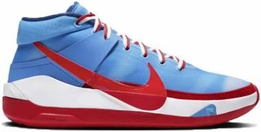 Nike KD 13 - University Blue/University Red/White (DC0009400)