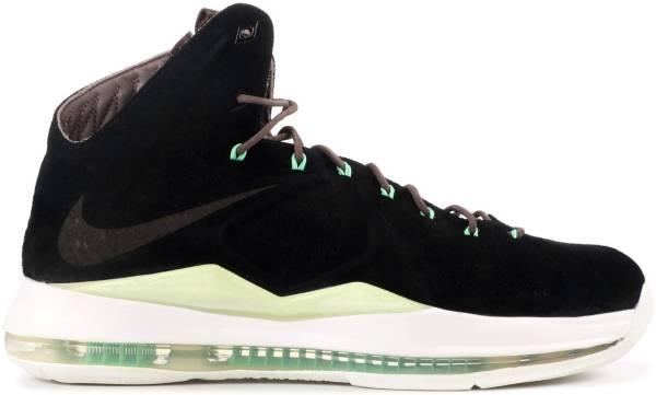 Nike LeBron 10 - Black (607078001)