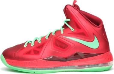 Nike LeBron 10 - Red (541100600)