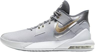 Nike Air Max Impact - Cool Grey Metallic Silver Pure Platinum Metallic Gold (CQ9382007)