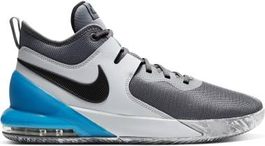 Nike Air Max Impact - Smoke Grey Black Lt Smoke Grey Blue Fury (CI1396003)
