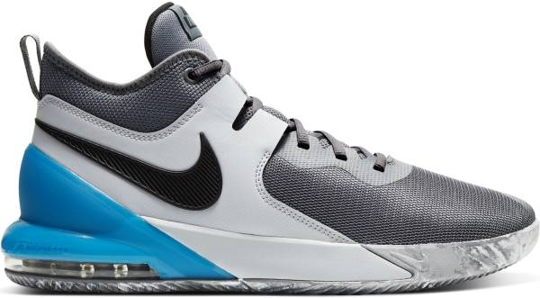 Nike Air Max Impact - Smoke Grey Black Lt Smoke Grey Blue Fury (CI1396003)