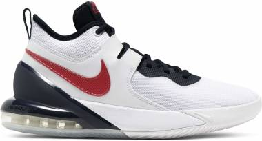 Nike Air Max Impact - White/University Red-Obsidian (CW5881100)