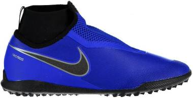 Nike React Phantom Vision Pro Dynamic Fit Turf - Blue (AO3277400)