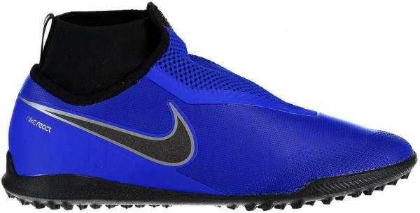 Nike React Phantom Vision Pro Dynamic Fit Turf - Blue (AO3277400)