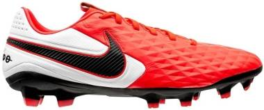 Nike Tiempo Legend 8 Pro Firm Ground - Pink (AT6133606)