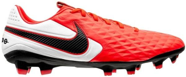 Nike Tiempo Legend 8 Pro Firm Ground - Red (AT6133606)
