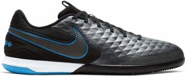 Nike React Tiempo Legend 8 Pro Indoor - Schwarz;Blau (AT6134004)
