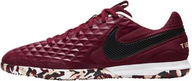 Nike React Tiempo Legend 8 Pro Indoor - Red (AT6134608)