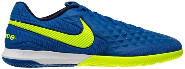Nike React Tiempo Legend 8 Pro Indoor - Blue (AT6134474)