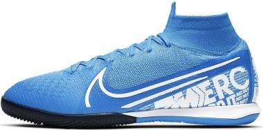 Nike Mercurial Superfly 7 Elite Indoor - Blue (AT7982414)