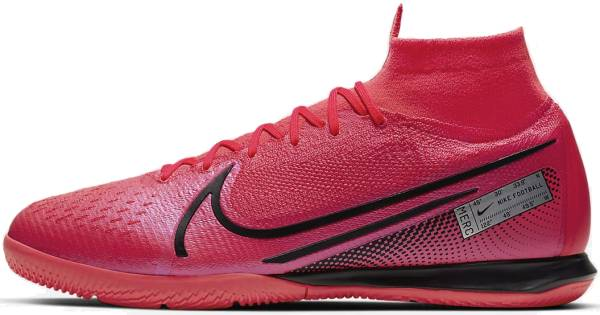 Nike Mercurial Superfly 7 Elite Indoor - Laser Crimson/Black-laser Crimson (AT7982606)