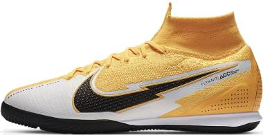 Nike Mercurial Superfly 7 Elite Indoor - Yellow (AT7982801)