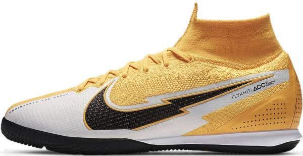 Nike Mercurial Superfly 7 Elite Indoor - Laser Orange White Laser Orange Black (AT7982801)