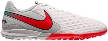 Nike Tiempo Legend 8 Academy Turf - Weiß (AT6100163)