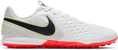 Nike Tiempo Legend 8 Academy Turf - White (AT6100106)