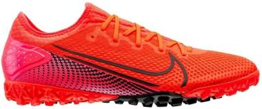 Nike Mercurial Vapor 13 Pro Turf - Orange (AT8004606)