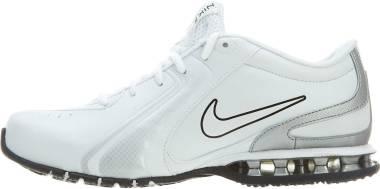 Nike Reax Trainer III SL - White/Metallic Silver (333765101)