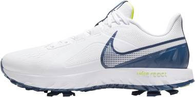 Nike React Infinity Pro - White/Lemon Venom/Valerian Blue (CT6620100)