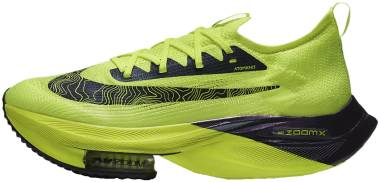 Nike Air Zoom Alphafly Next% - Yellow (DC5238702)