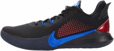 Nike Mamba Fury - Black/Racer Blue-gym Red (CK2087004)