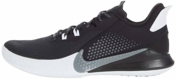 Nike Mamba Fury - White-Black (CK2087001)