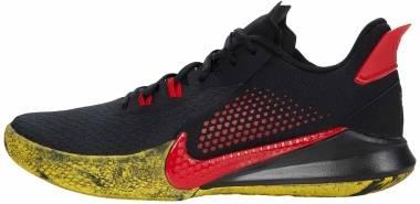 Nike Mamba Fury - Black/University Red (CK2087002)