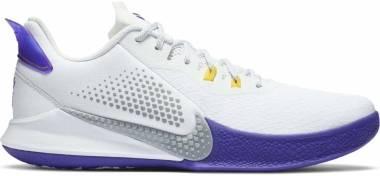 Nike Mamba Fury - White (CK2087101)