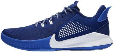 Nike Mamba Fury - Royal/White (CK6632401)