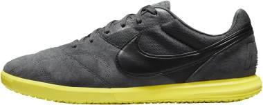 Nike Premier 2 Sala Indoor - Grå;Sort (AV3153007)