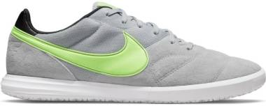 Nike Premier 2 Sala Indoor - Grå (AV3153012)