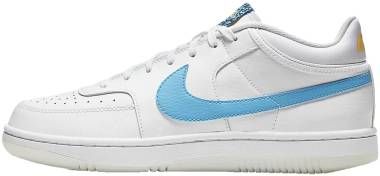 Nike Sky Force 3/4 - White/Oracle Aqua/Team Orange/Regency Purple (CT8448101)