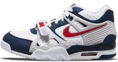 Nike Air Trainer 3 - Midnight Navy University Red White (CN0923400)