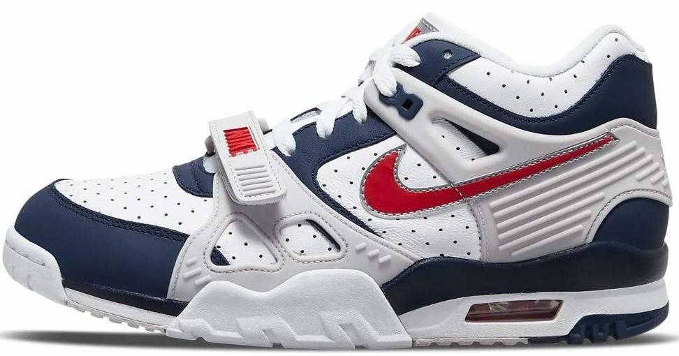Se asemeja Sinceridad estudiante universitario  Nike Air Trainer 3 sneakers in white | RunRepeat