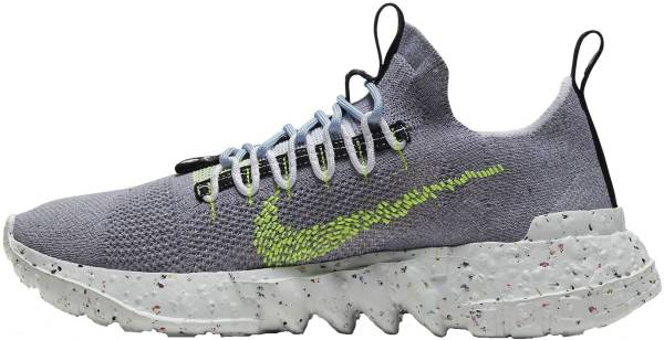 Nike Space Hippie 01 - Grey Volt Glow Photon Dust (CQ3986002)
