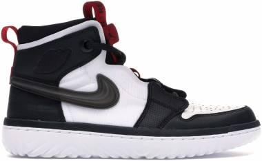 Air Jordan 1 High React - Black/White/Gym Red-black (AR5321016)