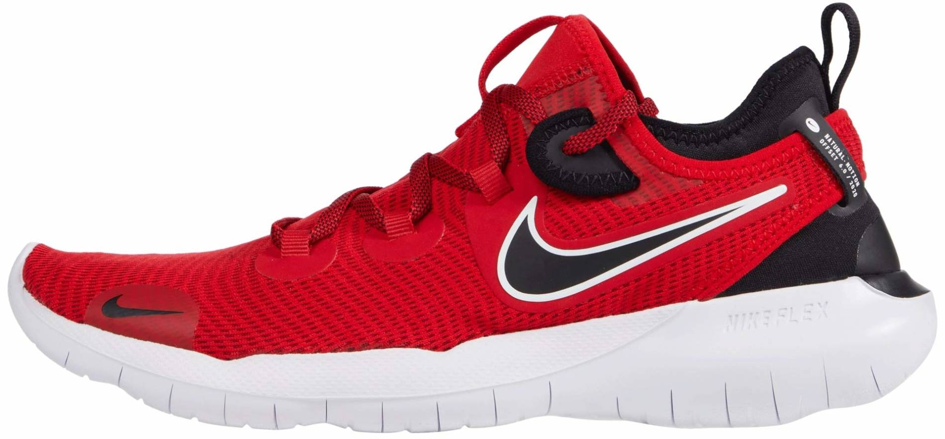 nike running shoes flex