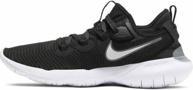 Nike Flex RN 2020 - Black/White-dark Smoke Grey (CJ0217001)