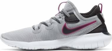 Nike Flex RN 2020 - Wolf Grey/Dk Smoke Grey-pure Platinum (CJ0217003)