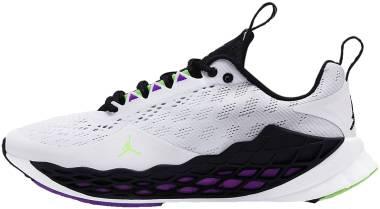 Jordan Zoom Trunner Advance - White/Rage Green-black-vivid Purple (CJ1494100)