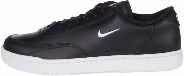 Nike Court Vintage - Black / White / Total Orange (CJ1676001)