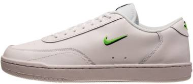 Nike Court Vintage - White / Green Strike / Black (CJ1679102)