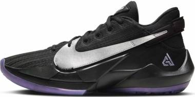 Nike Zoom Freak 2 - Black/Metallic Silver (CK5424005)