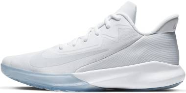 Nike Precision 4 - Blanco Pure Platinum Clear (CK1069100)