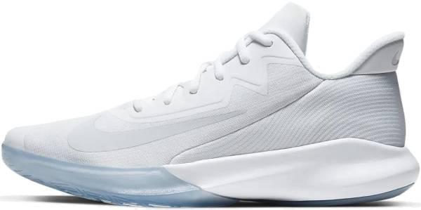 Nike Precision 4 - Blanco Pure Platinum Clear (CK1069100)