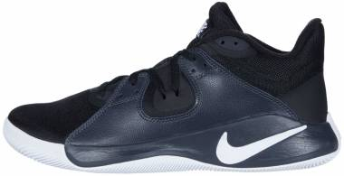 Nike Fly.by Mid - Black White Dark Smoke Grey (CD0189001)