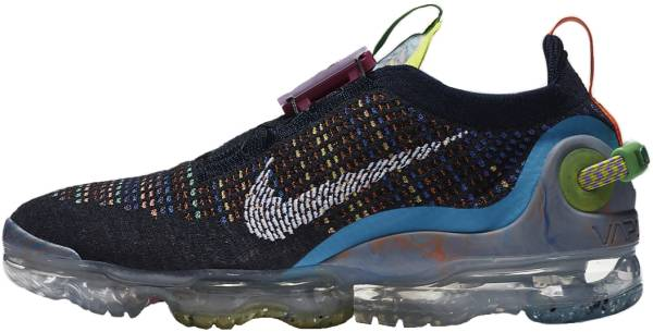 Nike Air VaporMax 2020 FK - Deep Royal Blue White Multi Color (CJ6740400)