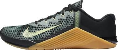 Nike Metcon 6 - Black Limelight Lime (CK9388001)